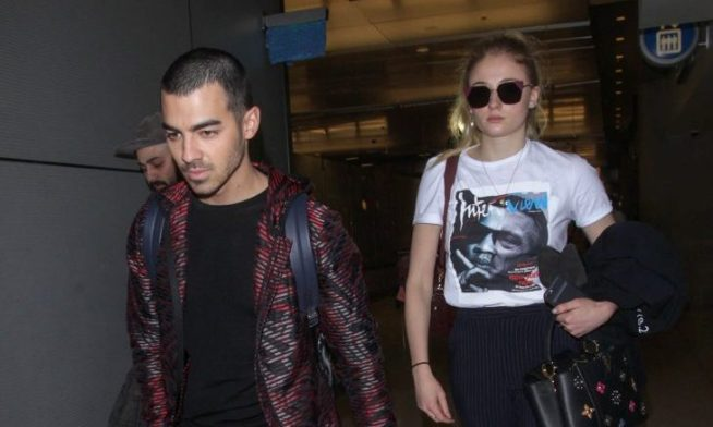 Cupid's Pulse Article: Celebrity Wedding: Joe Jonas & Sophie Turner Are Engaged