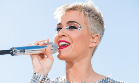 Cupid's Pulse Article: Single Celebrity: Katy Perry Talks Unrequited Love and Shower Sing-Offs With Exes