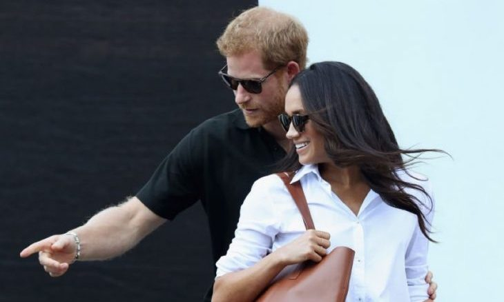 Cupid's Pulse Article: Royal Celebrity Wedding: It's Official! Prince Harry & Meghan Markle Are Engaged