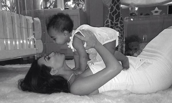Cupid's Pulse Article: Kim Kardashian Is a 'Very Hands-On Mom' with New Celebrity Baby Chicago