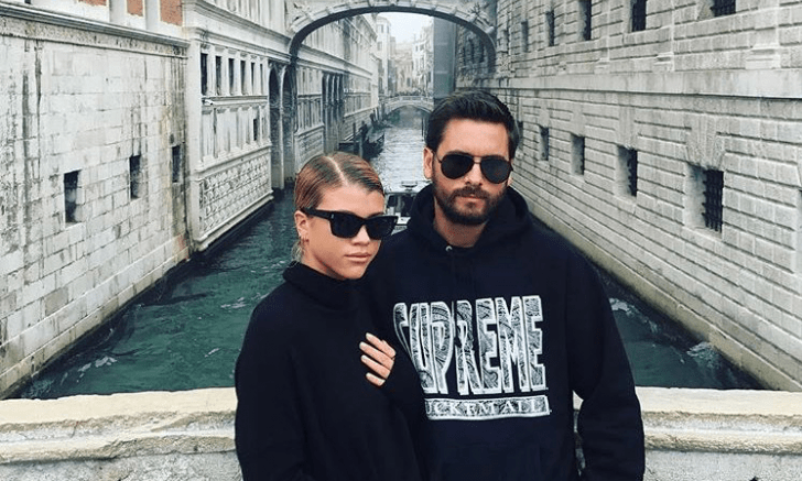Cupid's Pulse Article: Celebrity Getaway: Scott Disick & Sofia Richie Enjoy PDA on Mexican Vacation