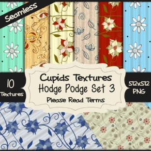 10 HODGE PODGE SET 3