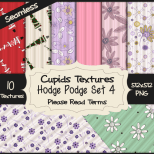 10 HODGE PODGE SET 4