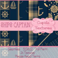 24 SHIPS CAPTAIN