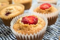 jordbærcupcakes med flødeskum 024