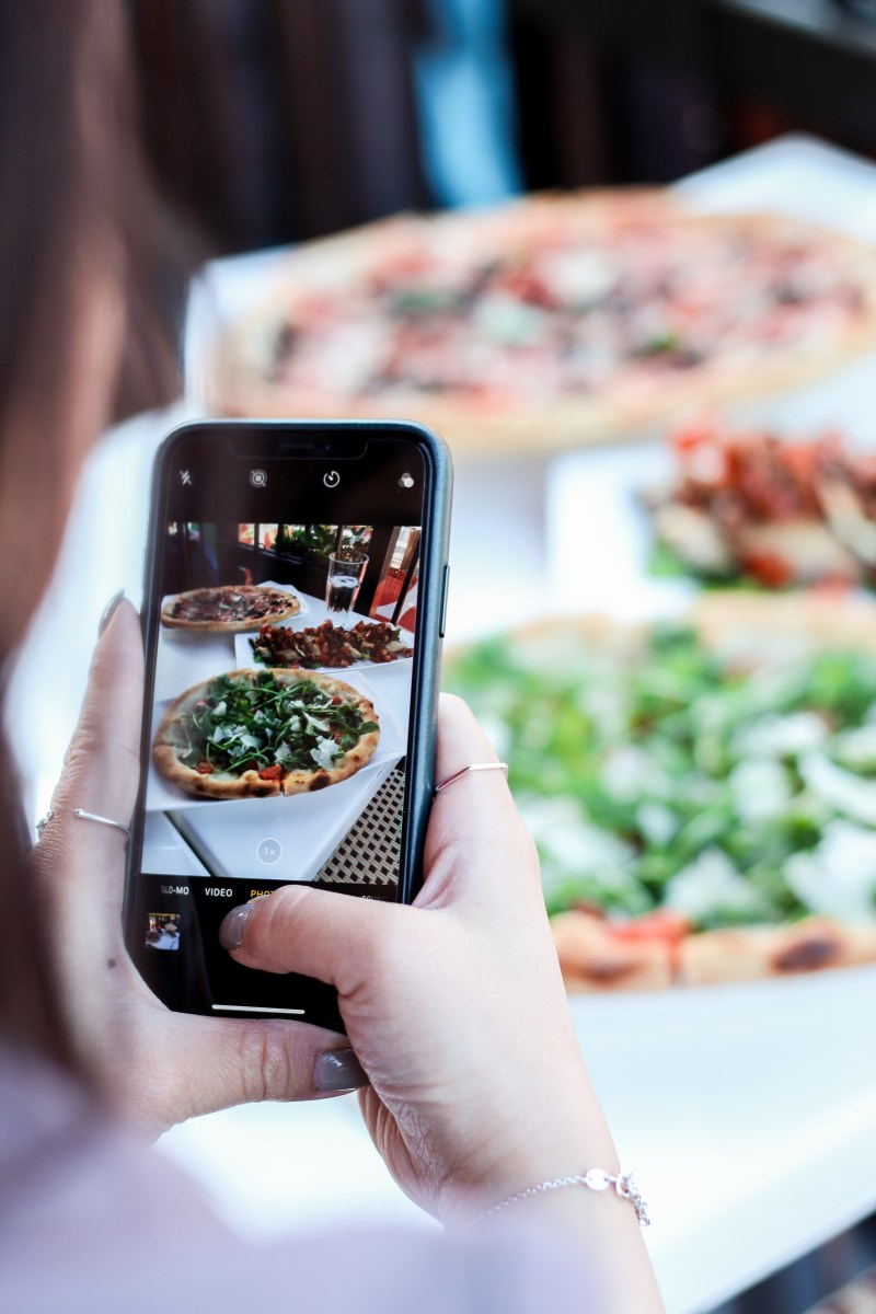 how I got into instagram and food photography