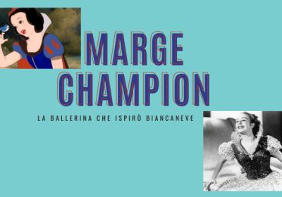 Marge Champion: chi era la modella che ha ispirato Biancaneve