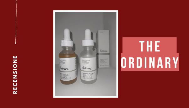 The Ordinary: prodotti eccellenti e a prezzo basso (anche per l'acne!)