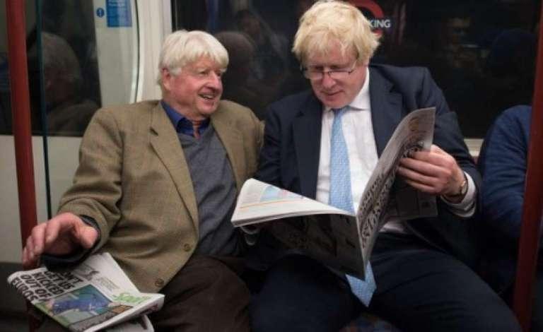 Boris Johnson: il padre chiede la cittadinanza francese per restare europeo