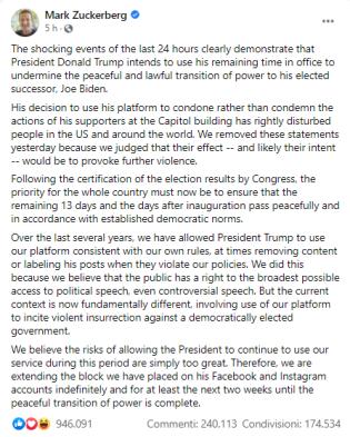 facebook-banna-donald-trump
