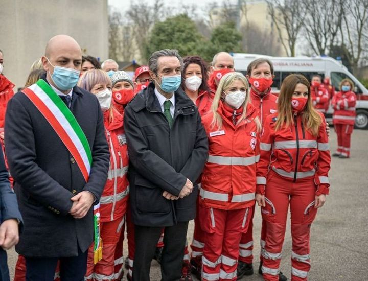 Covid-19: un anno dall'inizio della pandemia