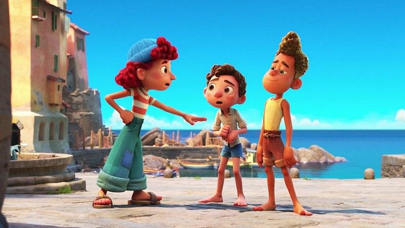 Luca – Il primo film Disney Pixar ambientato in Italia