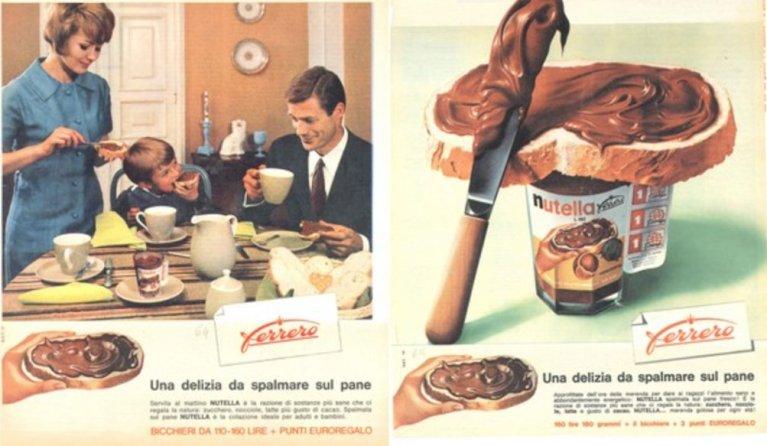 La Nutella compie 57 anni