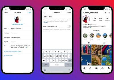 Pronomi su Instagram: l'applicazione diventa più inclusiva