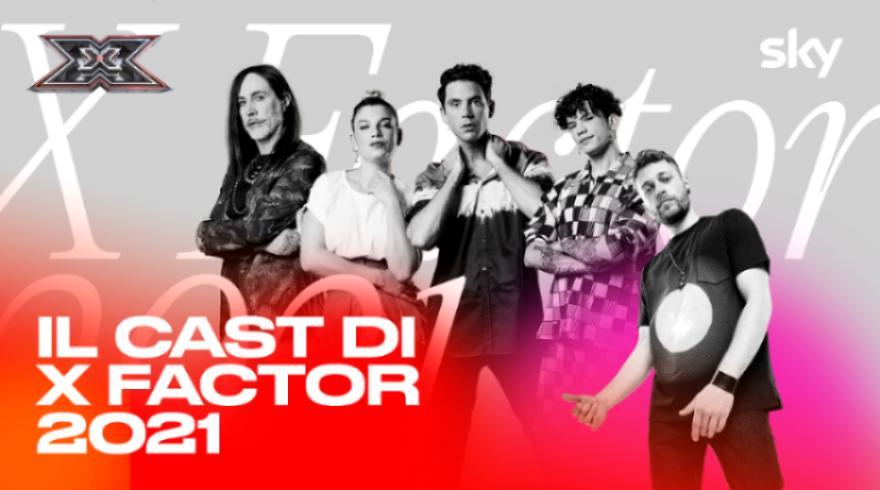 X-Factor: la musica non ha genere
