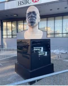 george-floyd-statua