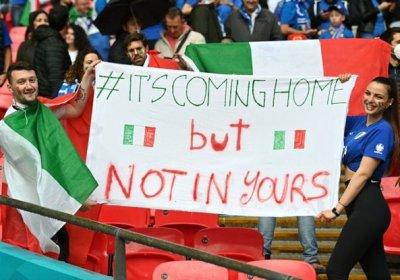 After partita: gli inglesi non reagiscono bene