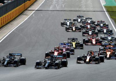 Dizionario della F1: che cos'è la Sprint Race e molto altro!