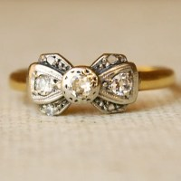 Vintage engagement rings | A Cup of Jo