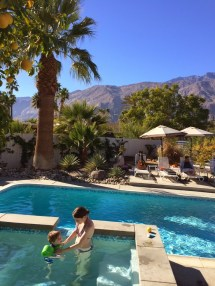 vacation palm springs