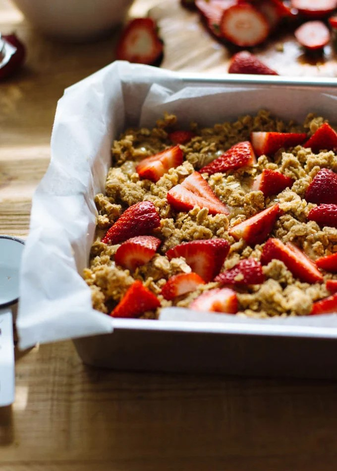 Whole Grain Breakfast Cake