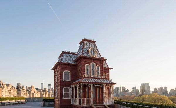 Exhibit the Met Rooftop Garden