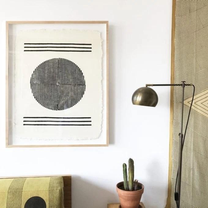 Block Shop Woodblock Prints