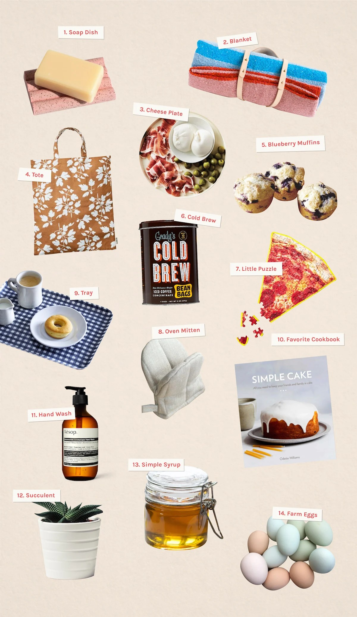 14 thoughtful gifts for