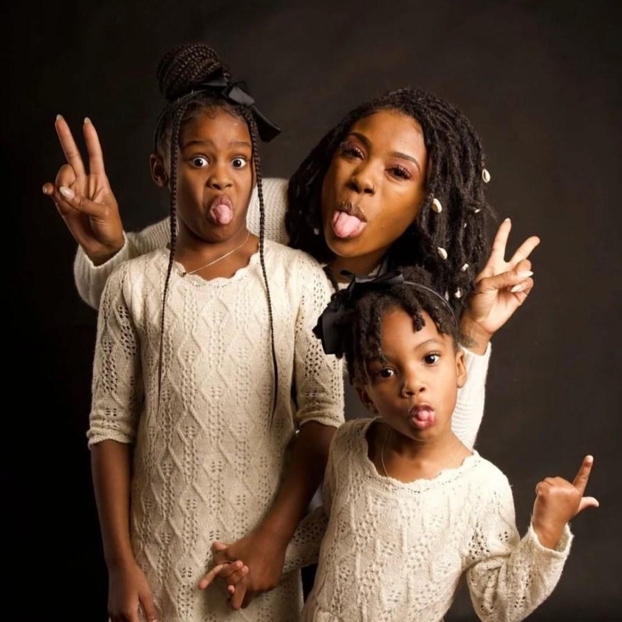 Destini Davis co-parenting tips