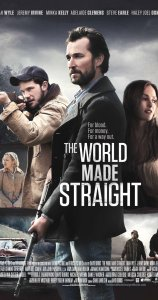 The_World_Made_Straight_poster