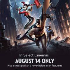 Batman and Harley Quinn hero