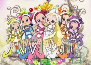 anime magici