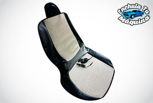 Silla Masajeadora para Auto  Micromaster  Cuponaticcompe