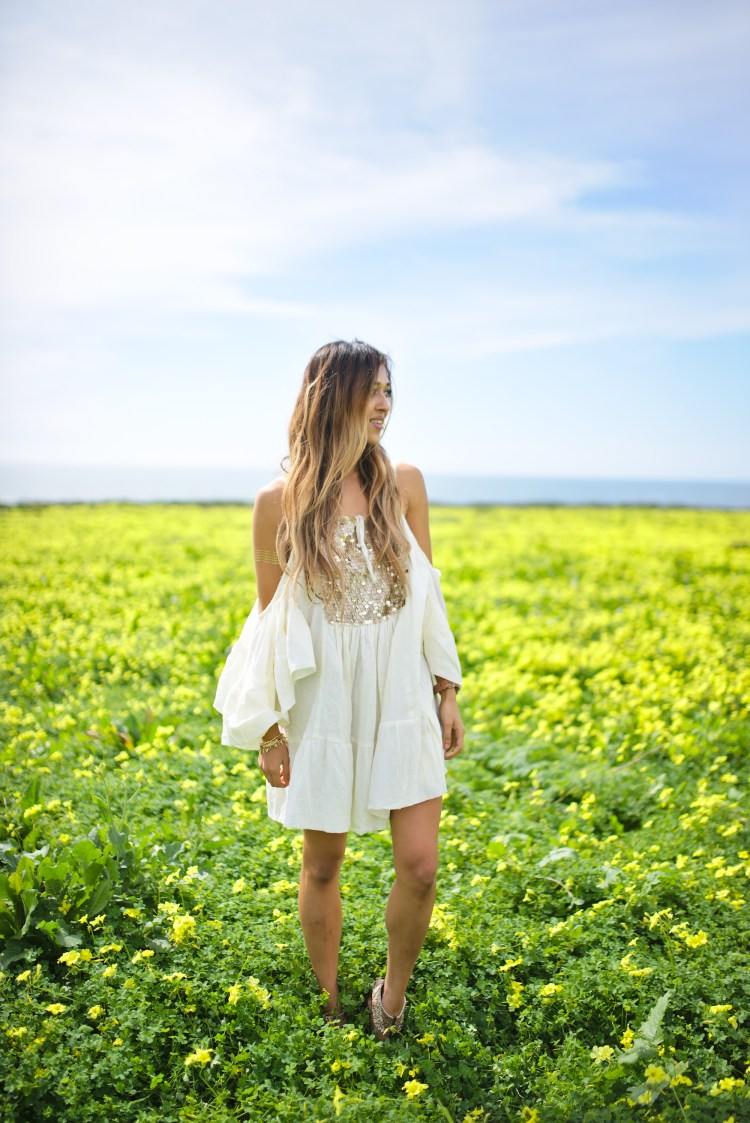 cuppajyo_sanfrancisco_fashion_lifestyle_blogger-santacruz-wildflower-fields-bohochic-bohemian-offtheshoulder-dress-5