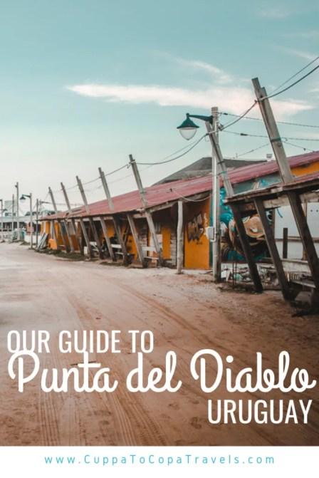 Punta del Diablo uruguay where to stay | South America travel guides