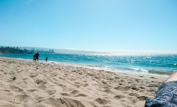 Beach Vina del Mar things to do in Valparaiso Chile
