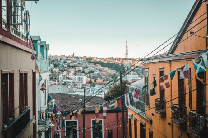 things to do in valparaiso chile city hill cerro concepcion paseo gervasoni