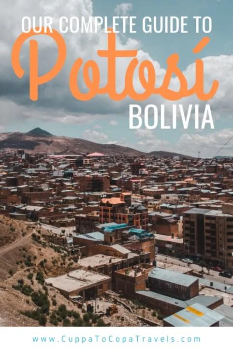 Potosi bolivia travel guide things to do in potosi
