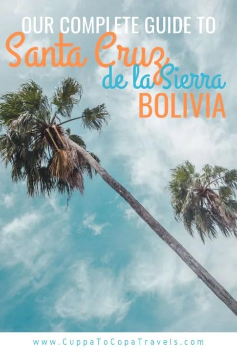 santa cruz de la sierra bolivia parks things to do palm trees