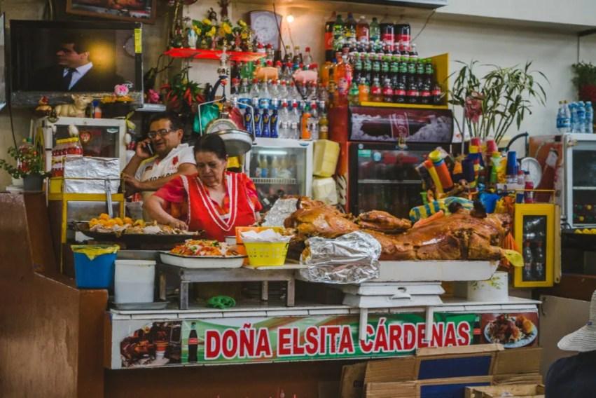 Guide to Cuenca Ecuador | Pumapungo, El Cajas and markets | Ecuador travel guide by Cuppa to Copa Travels