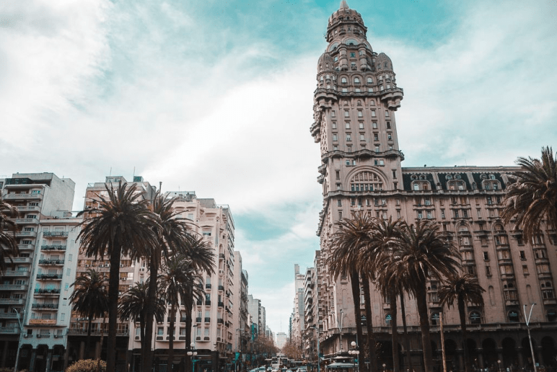 montevideo uruguay plaza mayor historical cities south america history lovers