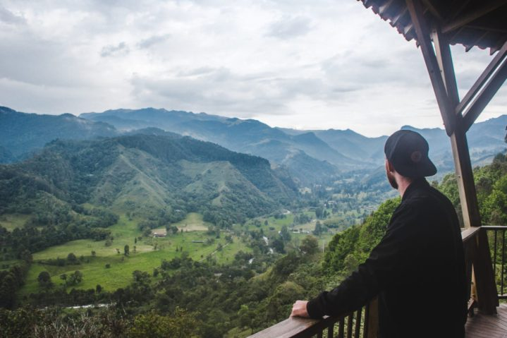 Mirador de Salento | Salento viewpoint | Things to do in Salento, Quindio | Colombia travel guide by Cuppa to Copa Travels