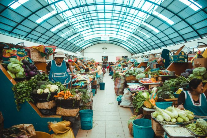 Bolivian market | Environmentally friendly initiatives in South America | Sustainability