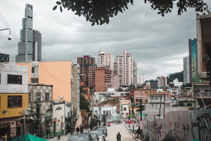 Traffic car number plate system in Bogotá Colombia | Environmentally friendly initiatives in South America | Sustainability