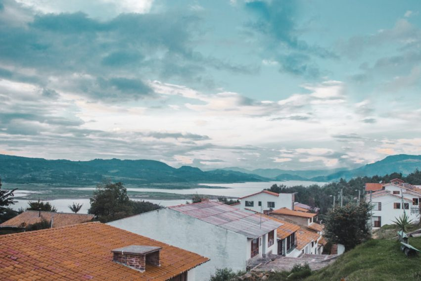 Bogotá Lake Guatavita guide | what to do outside Bogota | small town Colombia | Colombia tips by Cuppa to Copa Travels