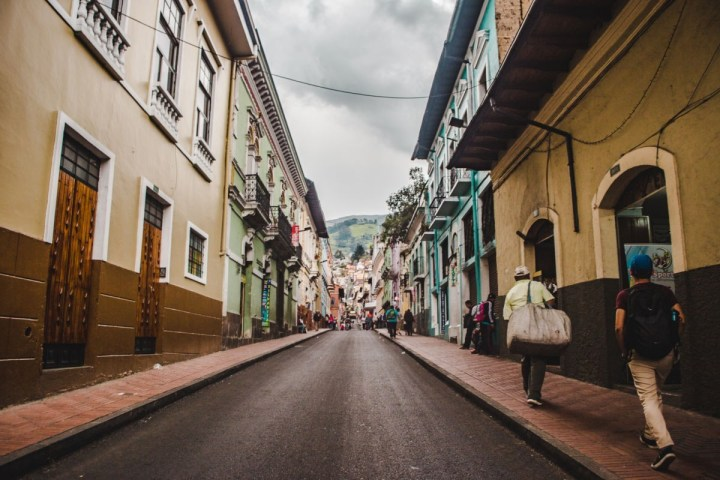 Ecuador backpacking quito what not to miss 2 weeks in Ecuador itinerary