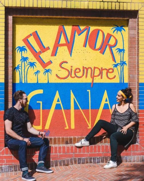 graffiti street art bogota colombia