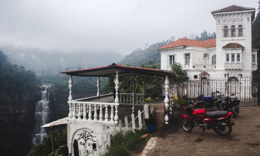 Guide to Tequendama Falls   Bogotá day trips: Salto del Tequendama Hotel   Colombia travel guides by Cuppa to Copa Travels