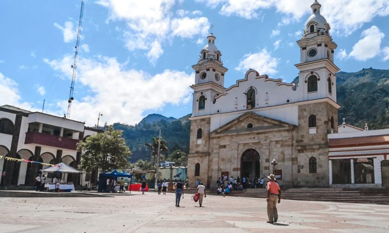Day trip from Bogotá to Choachí | Colombia travel guides by Cuppa to Copa Travels