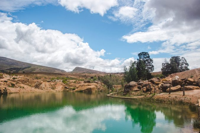 Pozo Azul quad bike tour | Things to do Villa de Leyva, Colombia | Bogotá breaks | traditional Colombian town pueblo | Travel guides by Cuppa to Copa Travels